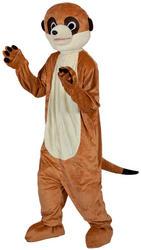 Funny Meerkat Mascot Costume