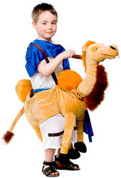 Ride on Camel Costume