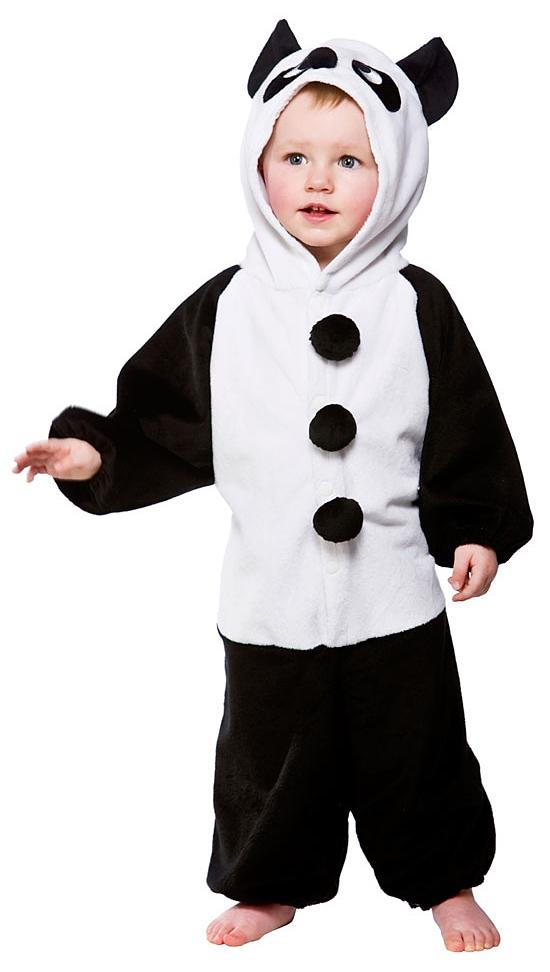 panda toddler costume tv book and film costumes mega fancy dress. Black Bedroom Furniture Sets. Home Design Ideas