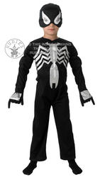 Ultimate Black Spiderman Costume