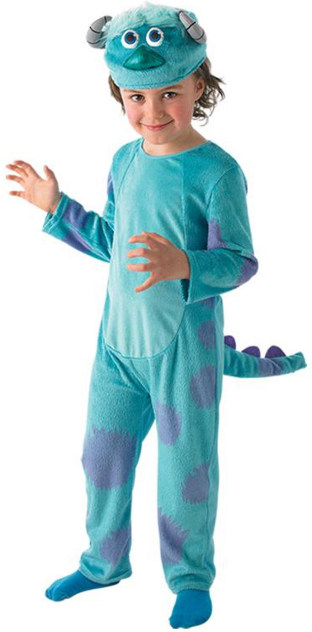 monsters inc. deluxe sulley costume | kids halloween costumes | mega