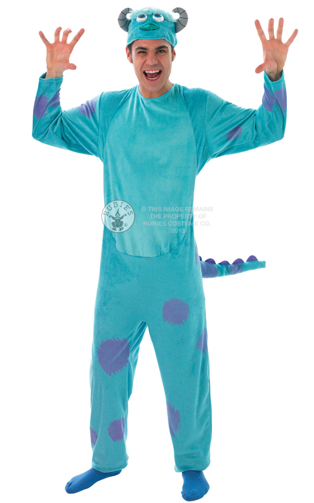 Monsters Inc. Sully Costume  sc 1 st  Mega Fancy Dress & Monsters Inc. Sully Costume | TV Book and Film Costumes | Mega ...