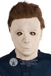 Michael Myers Mask with Hair