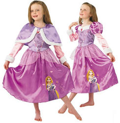 Winter Wonderland Rapunzel Costume