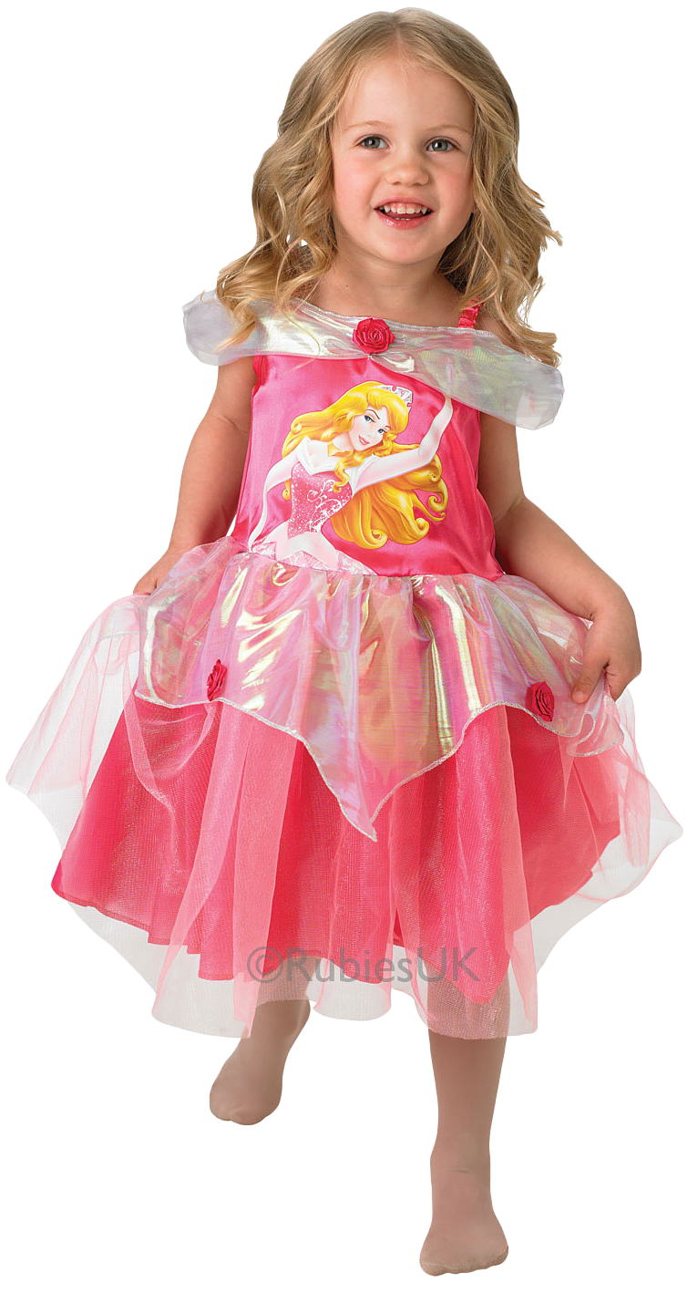 1b36c2b94 Sleeping Beauty Ballerina Aurora Fancy Dress Girls Disney Princess ...
