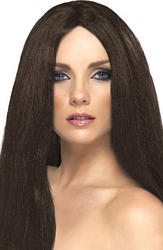 Brown Star Styled Wig