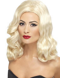 20s Luscious Long Blonde Wig