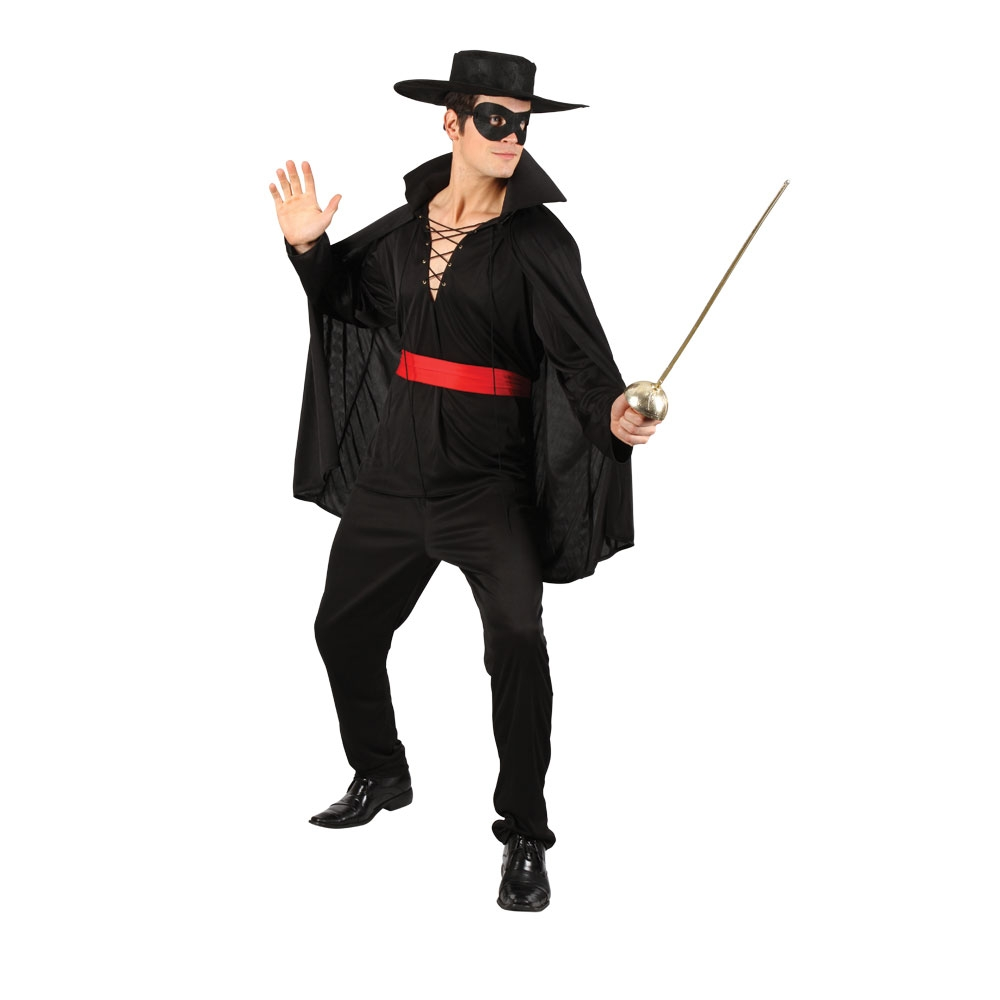 men's bandit hero | tv, book and film costumes | mega fancy dress
