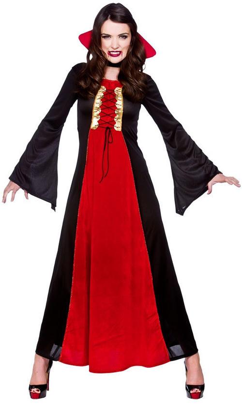 Bloodthirsty Vamp Costume