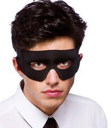 Black Bandit/Superhero Eyemask