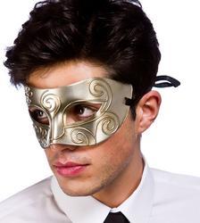 Silver Rome Eyemask