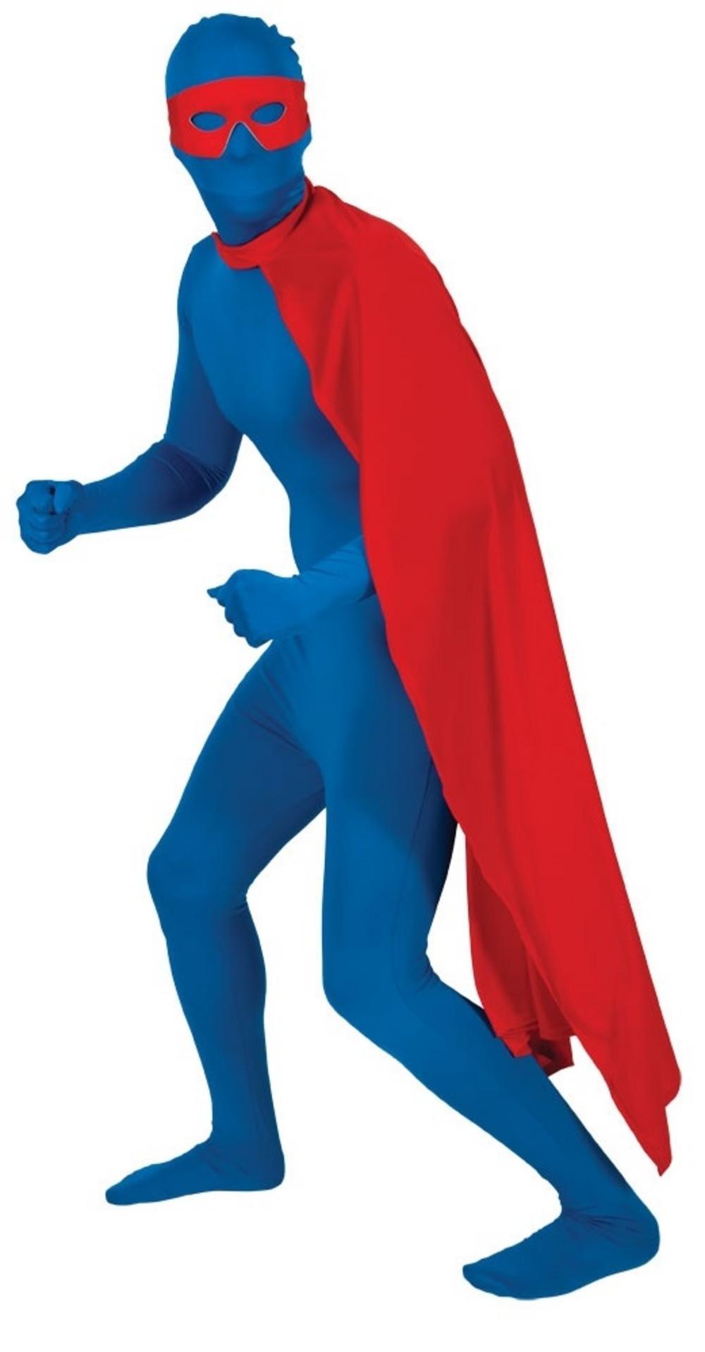 Red Superhero Cape Accessory