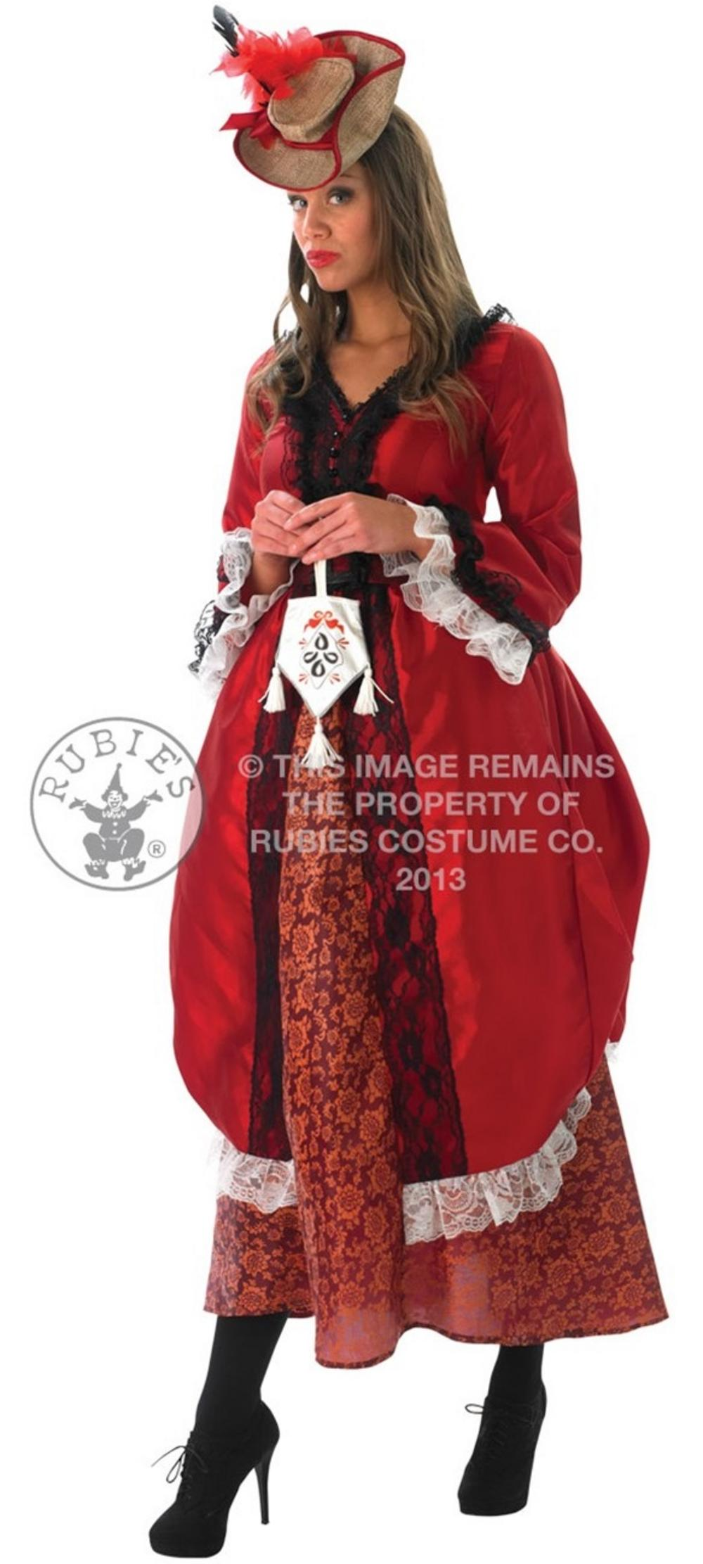 Red Harrington Costume