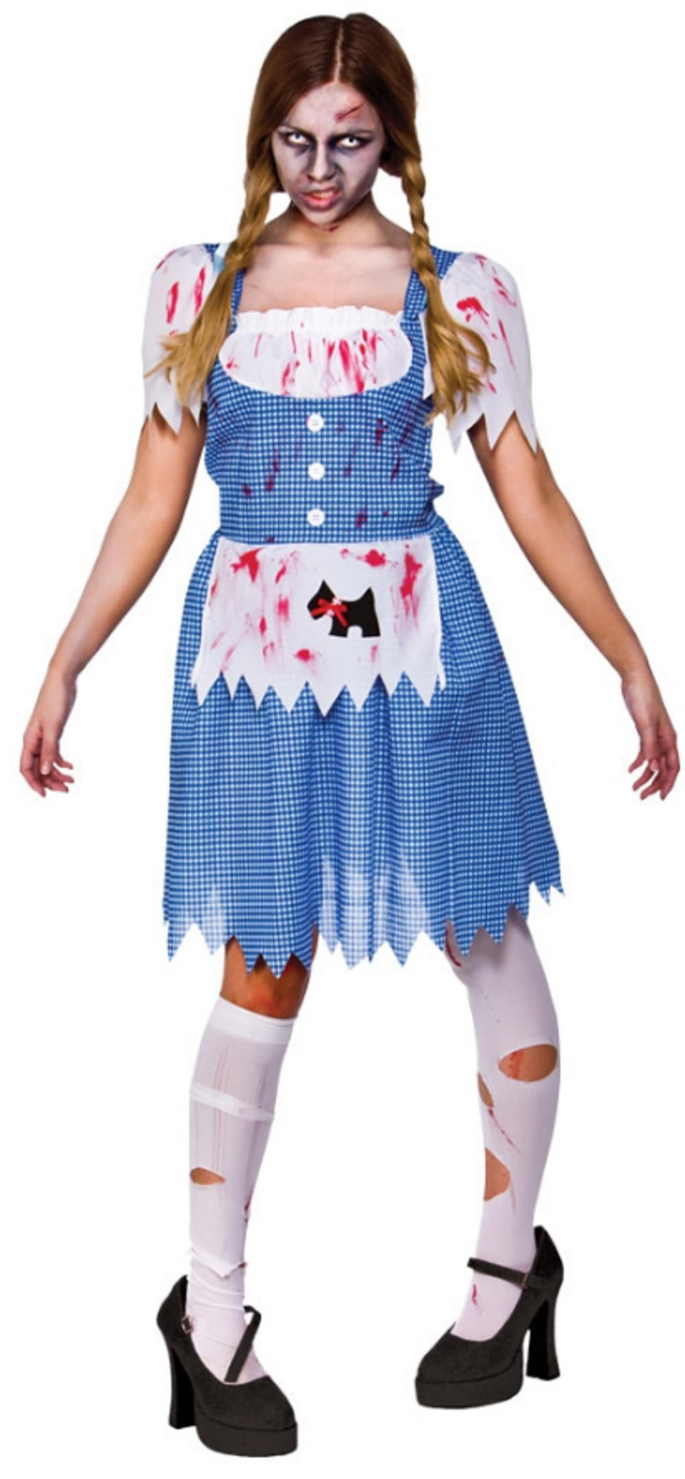 Deceased Dorothy Costume  sc 1 st  Mega Fancy Dress & Deceased Dorothy Costume | All Ladies Halloween Costumes | Mega ...