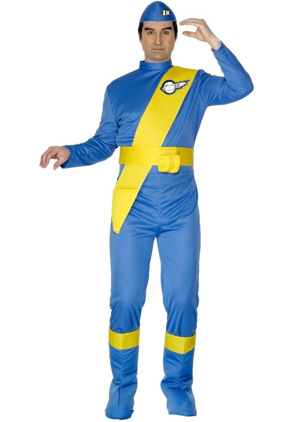 Mensu0027 Thunderbirds Virgil Tracy Fancy Dress Costume  sc 1 st  Mega Fancy Dress & Mensu0027 Thunderbirds Virgil Tracy Fancy Dress Costume | 60s Costumes ...