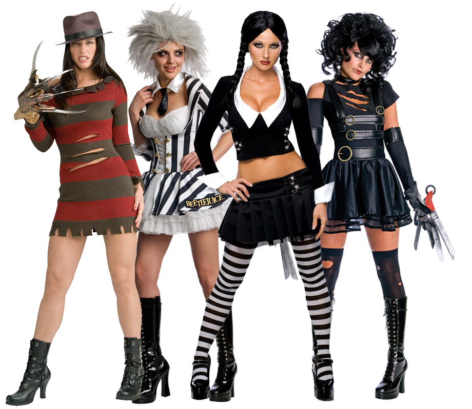 sentinel ladies halloween film costume tights horror movie character womens fancy dress