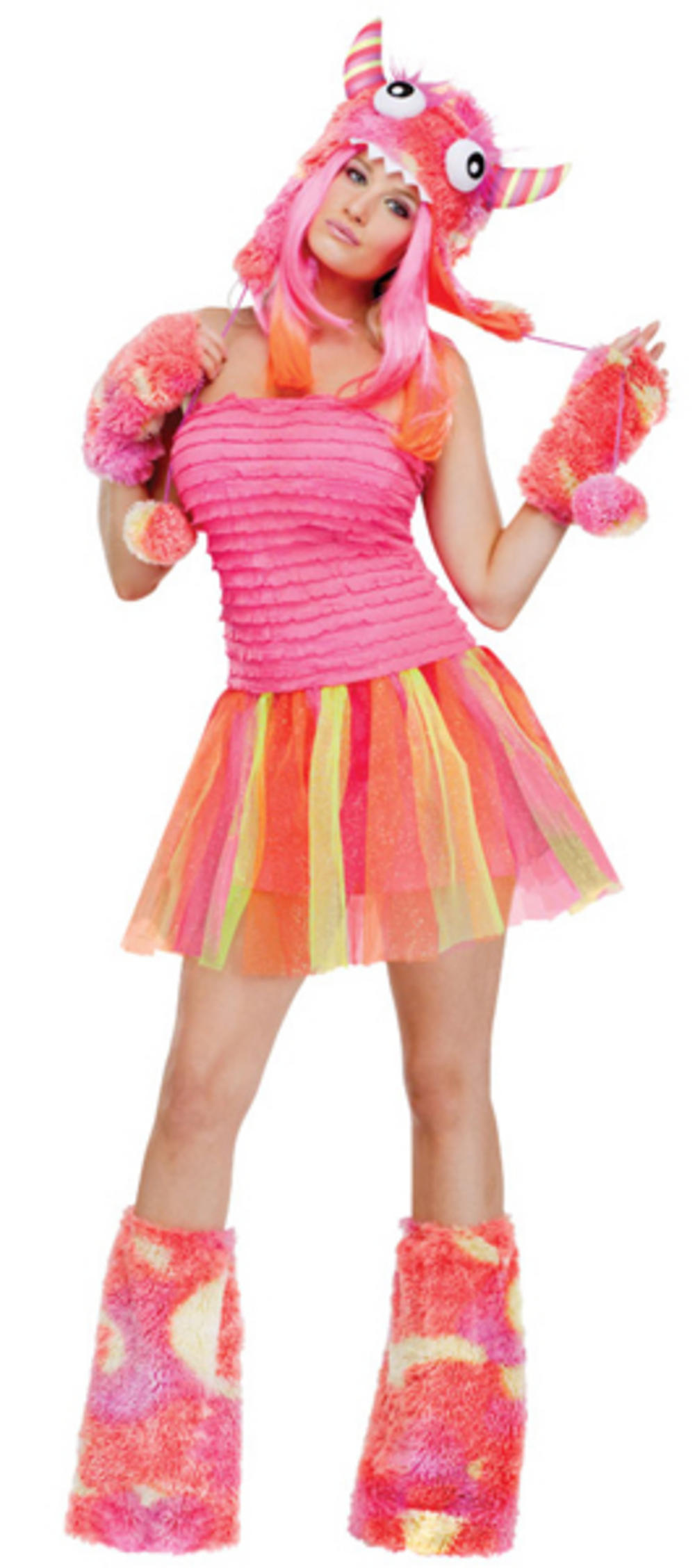 Wild Child Monster Costume