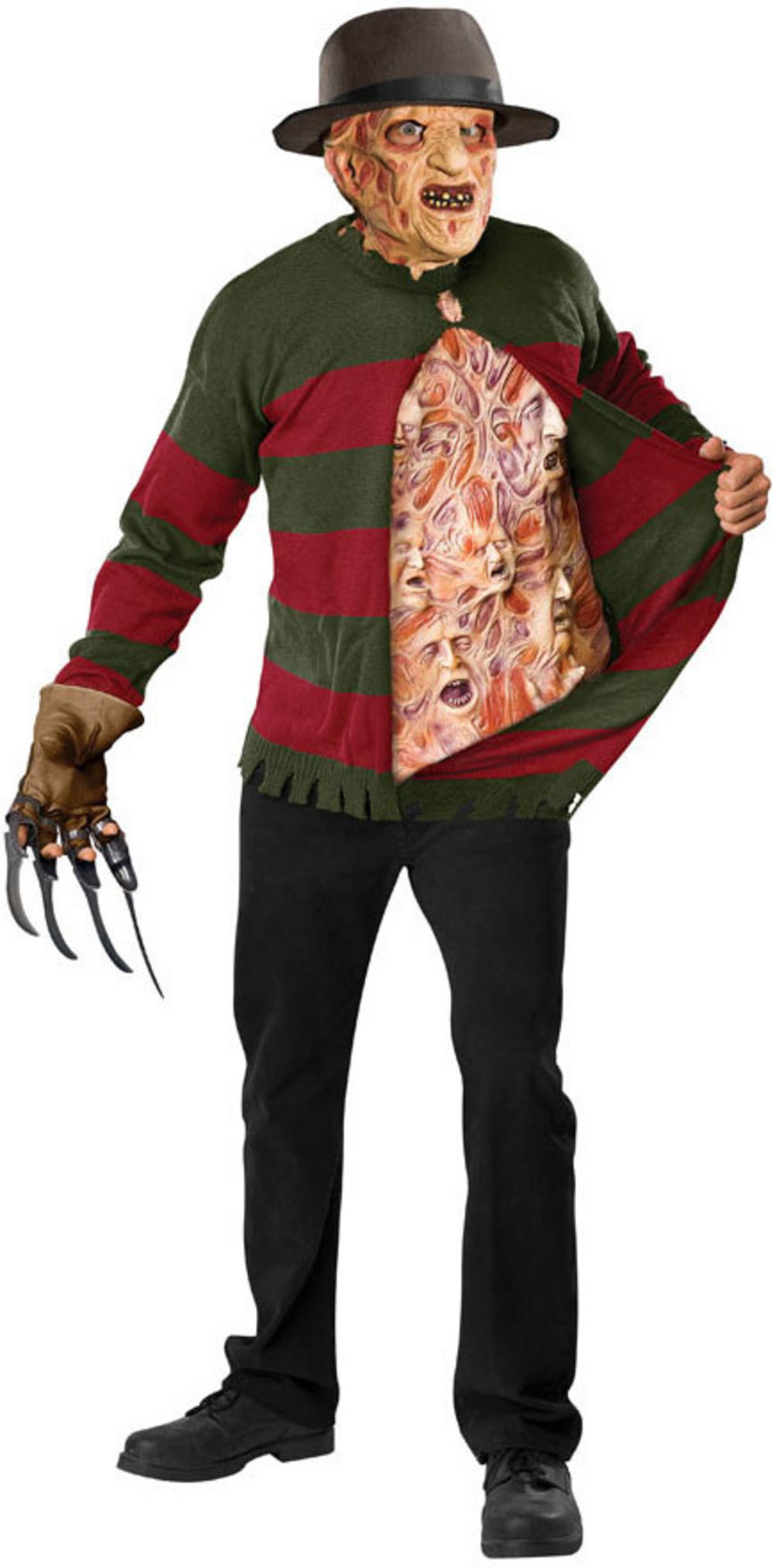 freddy krueger chest of souls | all mens halloween costumes | mega