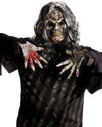 Zombie Mask & Glove Set