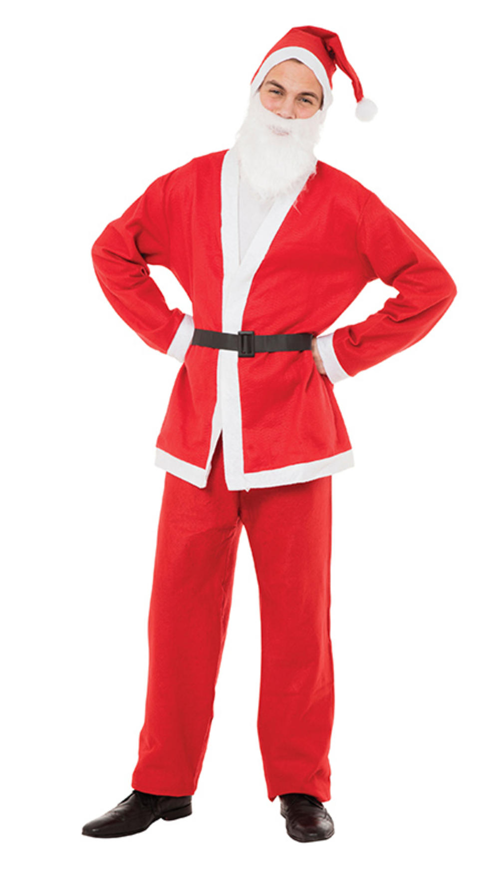 Santa Suit Fancy Dress