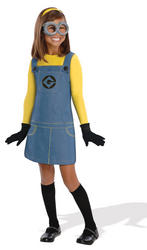Despicable Me Minion Fancy Dress