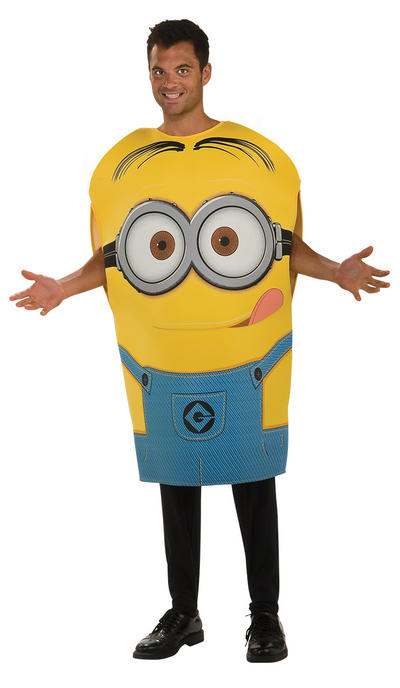 Despicable Me Minion Dave Costume