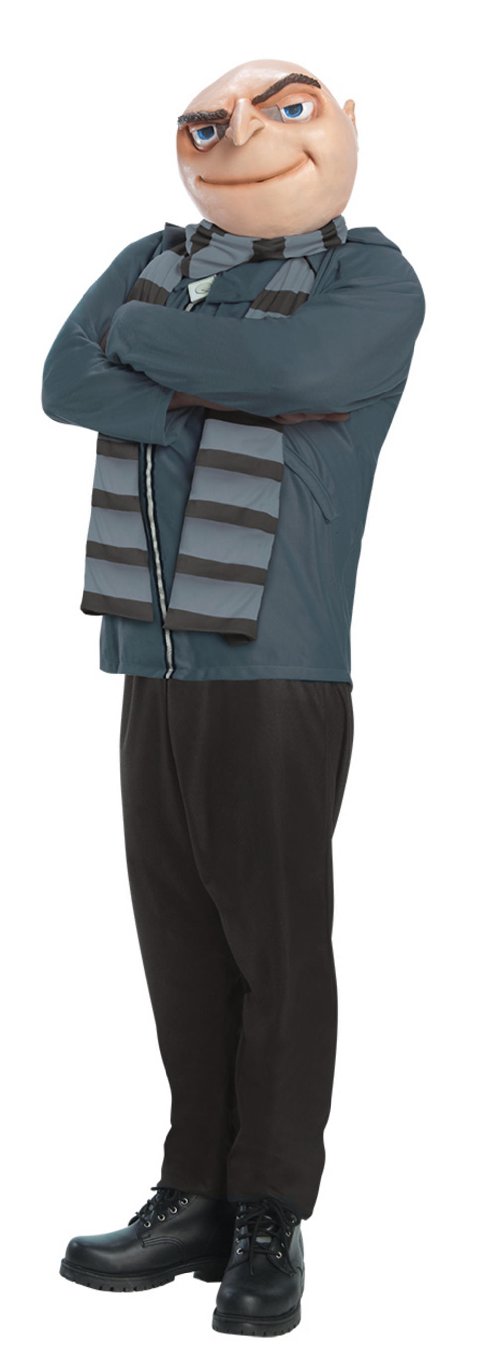 Despicable Me Gru Costume