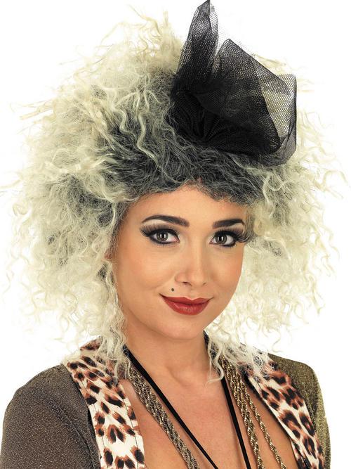 80s Pop Star Wig Costume Accessory