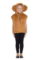 Kids Brown Bear Tabard Costume