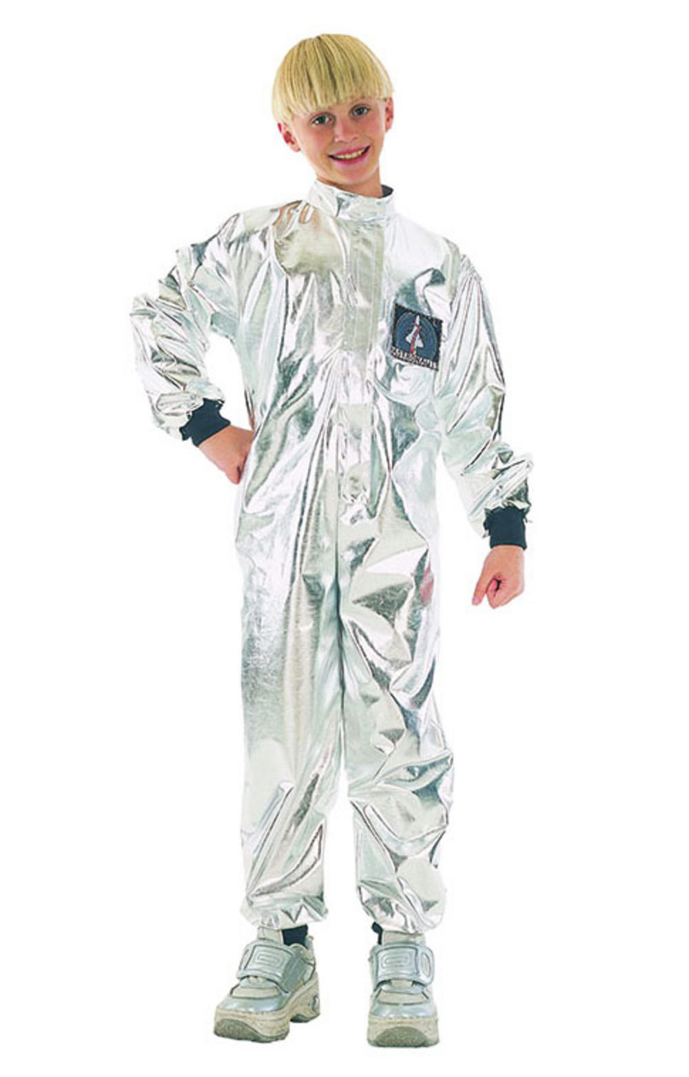 Spaceman Costume Letter Quot A Quot Costumes Mega Fancy Dress