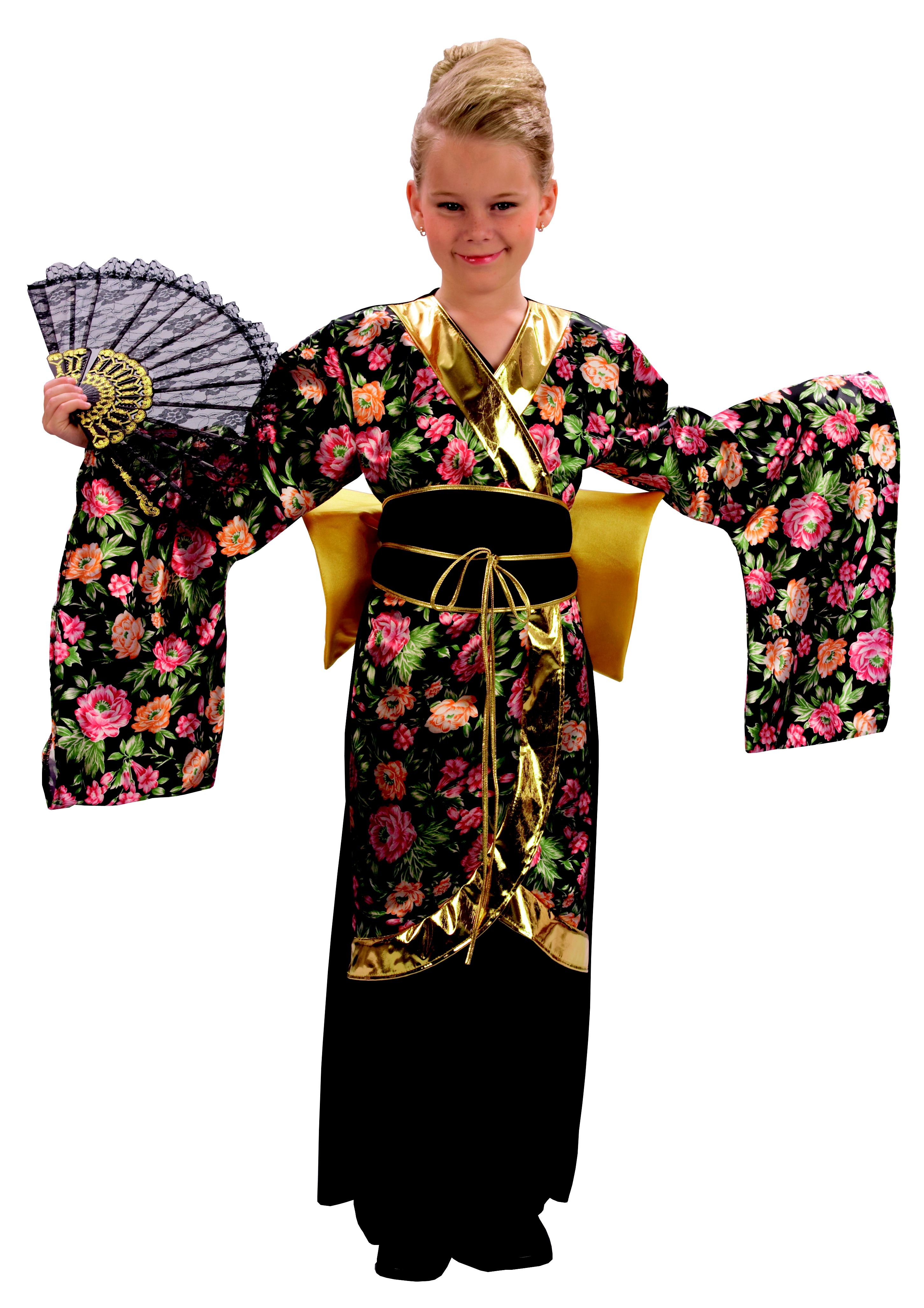 Traditional Japanese dress for kids