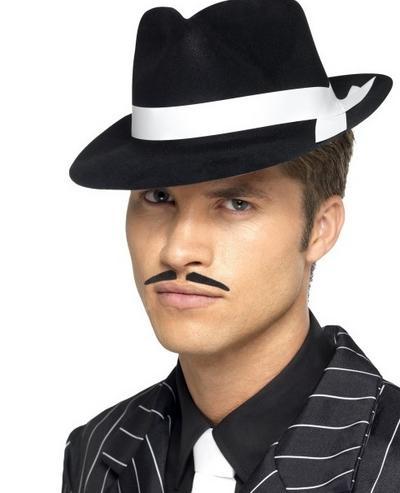Al Capone Black Hat