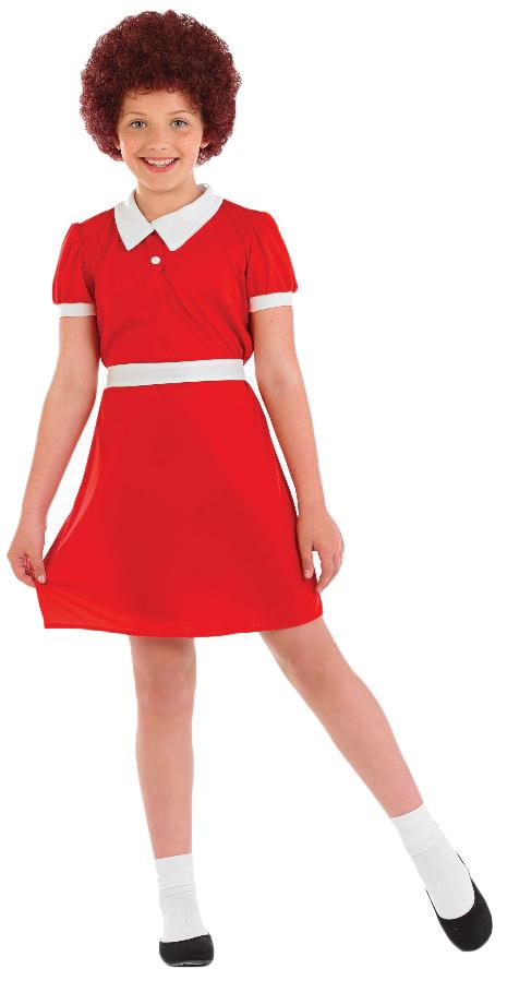 ca70feecc7fcd Little Orphan Girl Costume   Letter