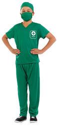 Green Vet Costume