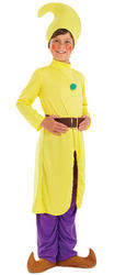Yellow Dwarf Costume