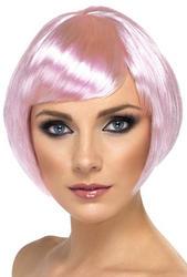 Pink Babe Wig