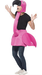 Adults Flamingo Costume