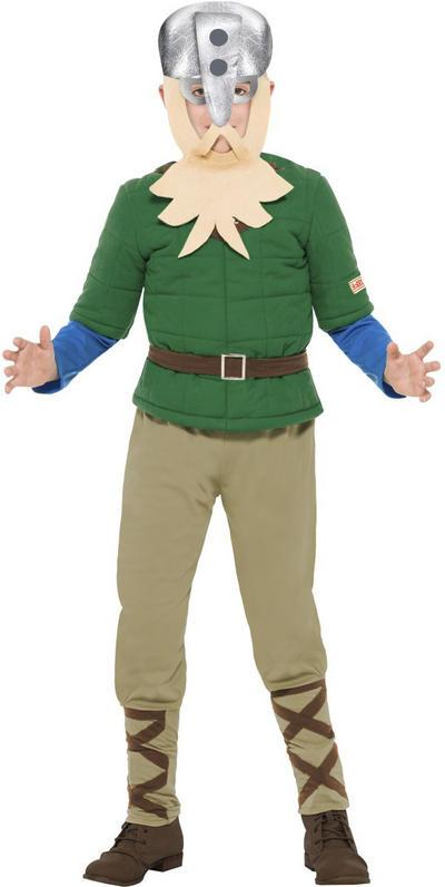 Viking Boy Fancy Dress Costume