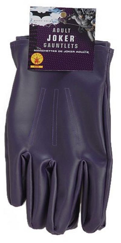 Batman Joker Gloves