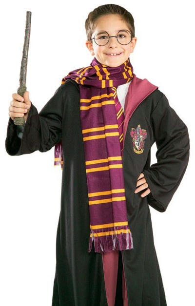 Harry Potter Hogwarts Scarf