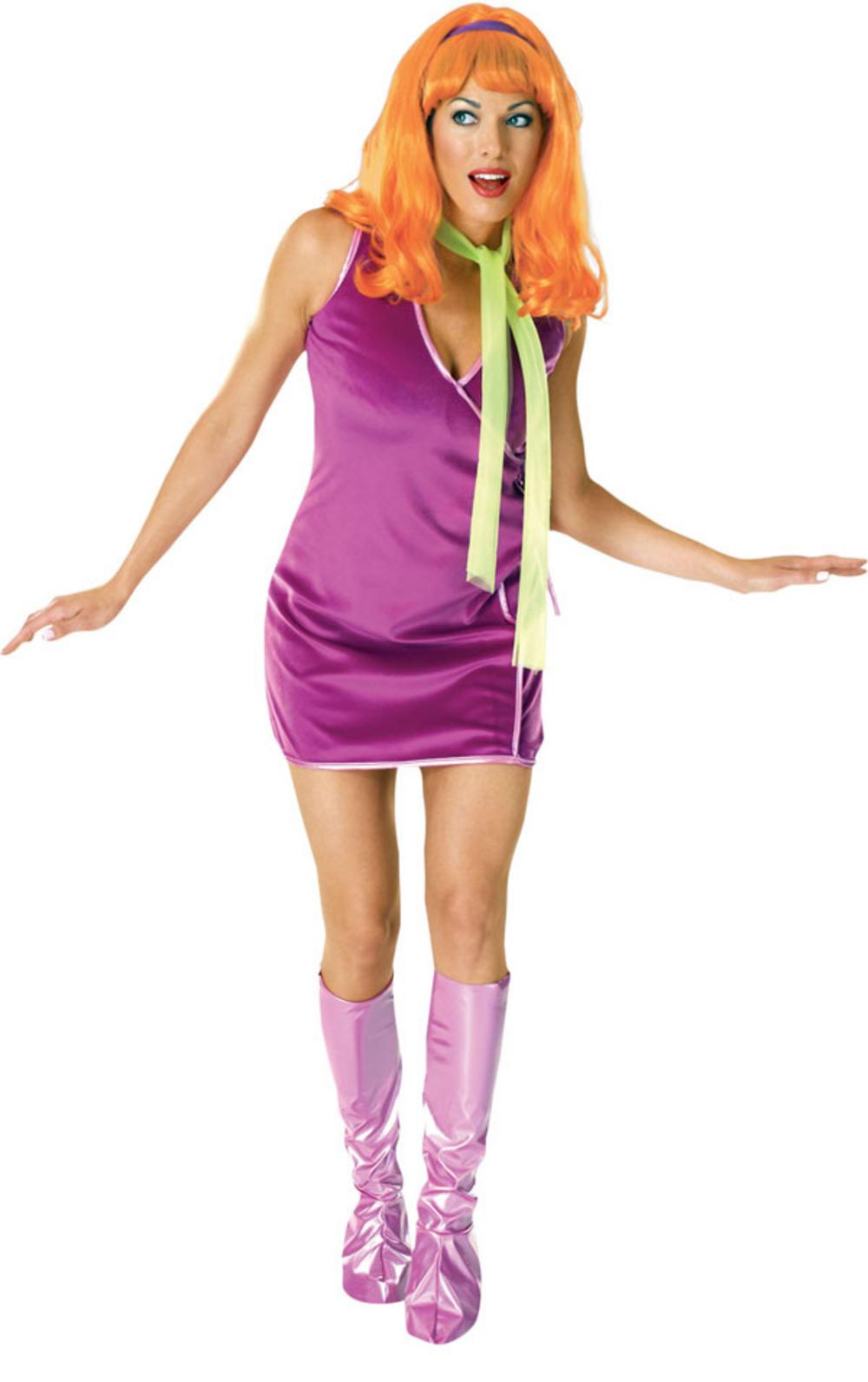 Daphne Scooby Doo Costume & wig