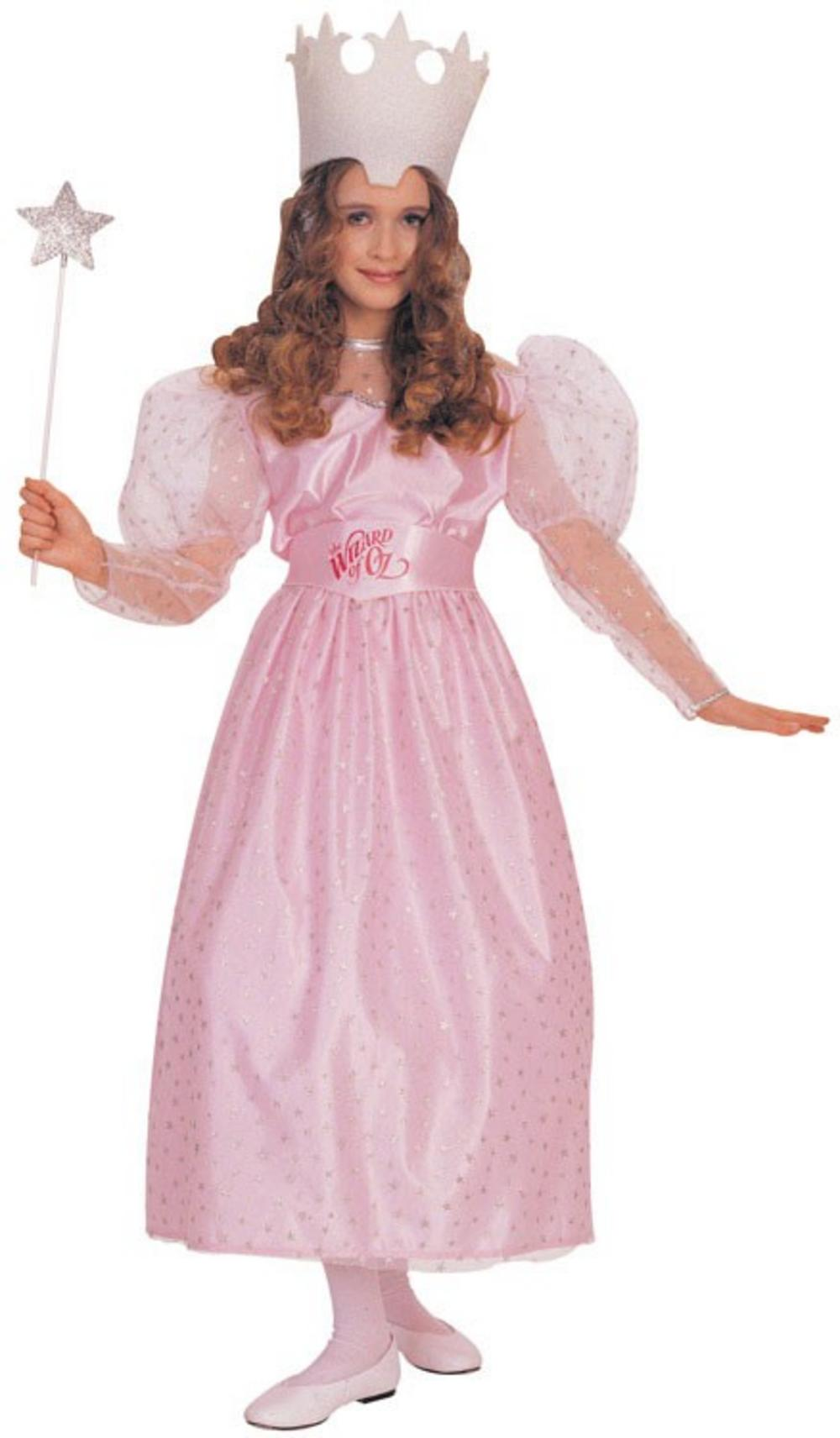 Girl's Wizard of Oz Glinda the Good Witch Costume | Girl's World ...