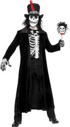 Voodoo Skeleton Halloween Costume