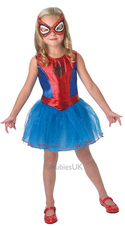 Kids Spidergirl Costume