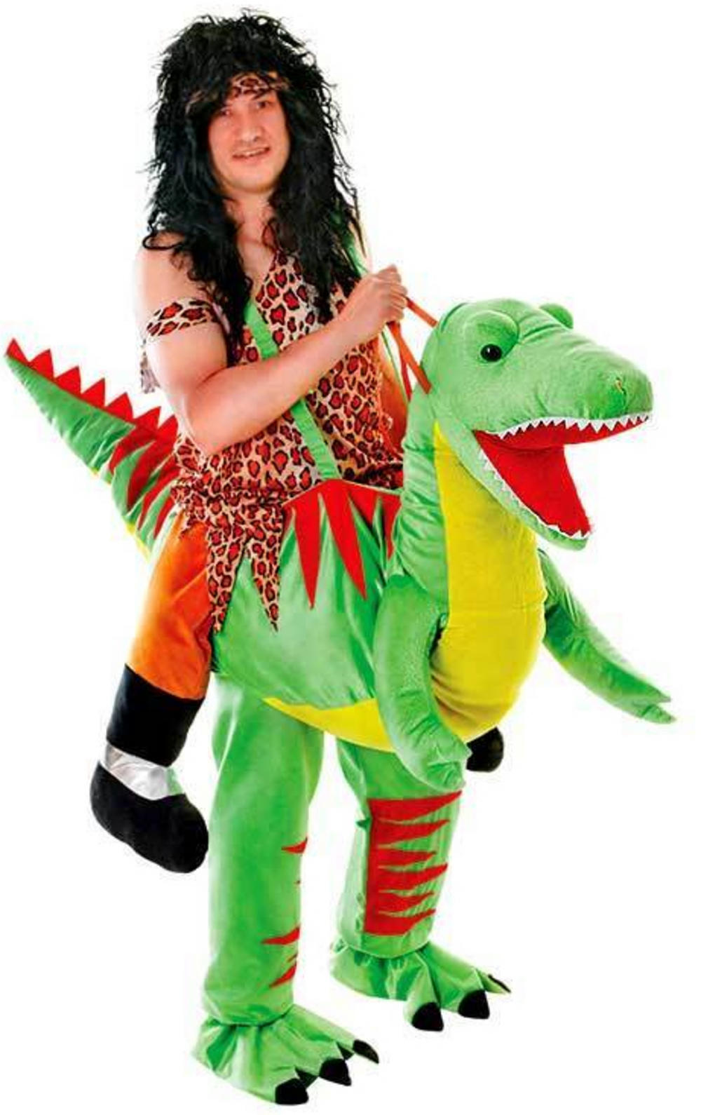 Step in Dinosaur Costume