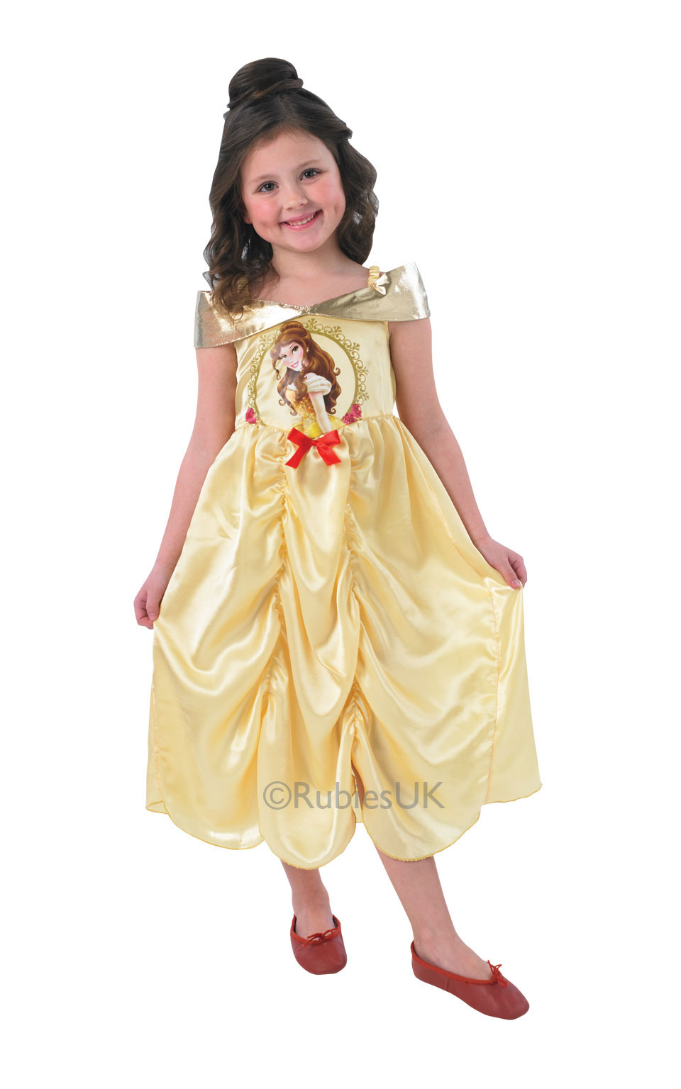 Girls Storytime Golden Belle Costume Letter Quot B Quot Costumes