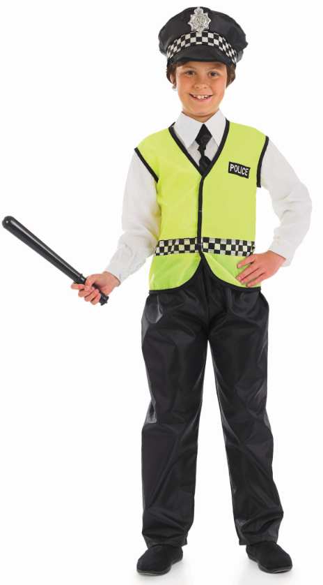 Boys Policeman Costume  sc 1 st  Mega Fancy Dress : policeman costumes for kids  - Germanpascual.Com