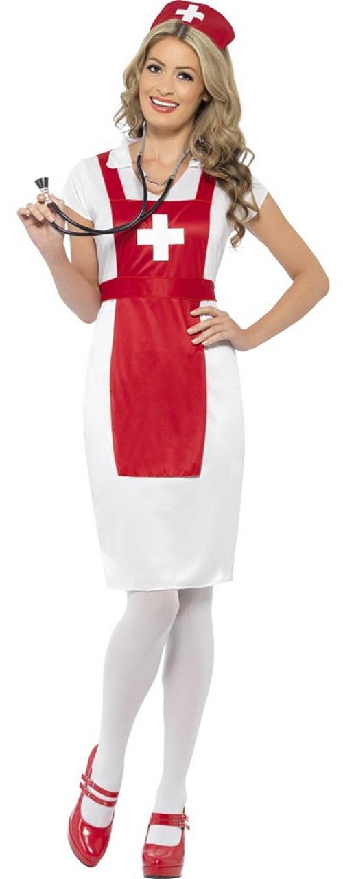 A & E Nurse Costume
