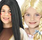 Kid's Fancy Dress Wigs