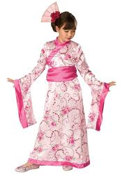 Asian Princess Geisha Costume